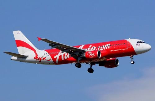 самолет Thai AirAsia